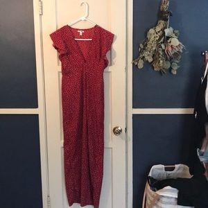 Amuse Society Keepin It Frill dress